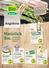 Biomarkt Natürlich Bio Mai 2012 KW19