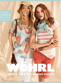 Wöhrl Unsere Sommer Specials 2012 Mai 2012 KW19