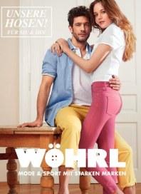 Wöhrl Mode & Sport mit starken Marken für den Sommer 2012 April 2012 KW16