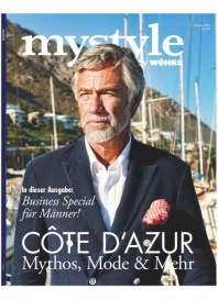 Wöhrl Côte DAzur: Mythos, Mode & Mehr! Im Frühjahr 2012 April 2012 KW15