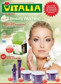 Vitalia Beauty Wochen für den Mai 2012 Mai 2012 KW19