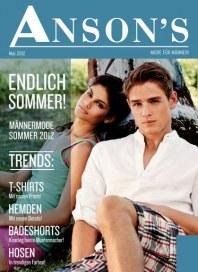 Anson's Endlich Sommer Mai 2012 KW19