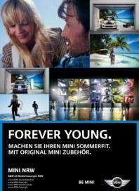 BMW AG Niederlassungen NRW Forever Young! Im Sommer 2012 April 2012 KW14
