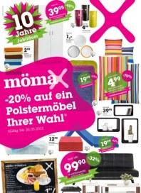 mömax Polstermöbel Mai 2012 KW20