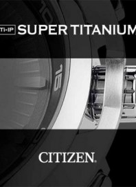 Citizen Super Titanium Mai 2012 KW20