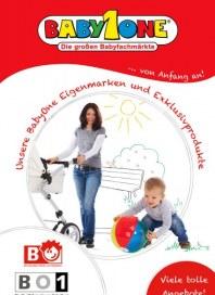 BabyOne Exklusivprodukte Mai 2012 KW20