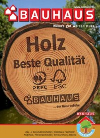 Bauhaus Gutes Holz Mai 2012 KW20