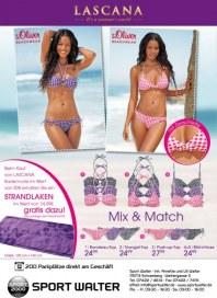 Sport Walter Mix and Match Mai 2012 KW20