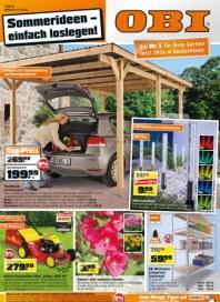 OBI Die Nr.1 für Ihren Garten Mai 2012 KW20