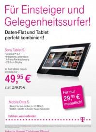 Telekom Shop Für Einsteiger und Gelegenheitssurfer Mai 2012 KW20