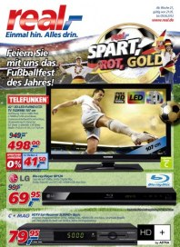 real,- Real Spart Mai 2012 KW21