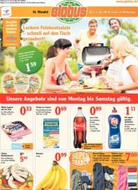Globus Schnell auf den Tisch gezaubert Mai 2012 KW21
