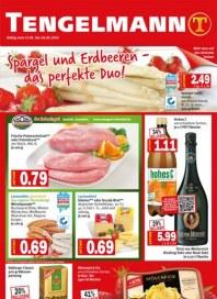 Tengelmann Spargel und Erdbeeren - Das perfekte Duo Mai 2012 KW21