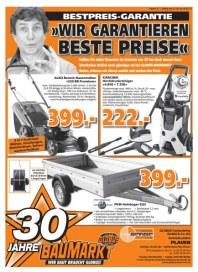 Globus Baumarkt Wir garantieren Beste Preise Mai 2012 KW21