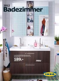 Ikea Ikea - Badezimmer - 2012 Oktober 2011 KW42