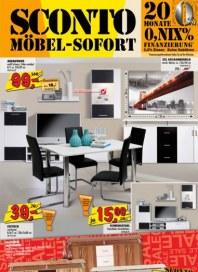 Sconto Möbel-Sofort Mai 2012 KW20