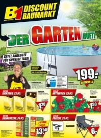 B1 Discount-Baumarkt Der Garten ruft Mai 2012 KW20