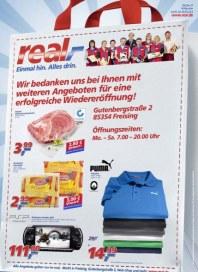 real,- Wir bedanken uns bei Ihnen mit super Angeboten Mai 2012 KW21