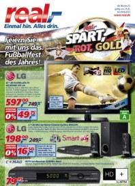real,- real,- - Feiern Sie mit uns das Fussballfest des Jahres Mai 2012 KW21