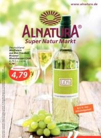 Alnatura Alnatura - Super Natur Markt Mai 2012 KW20