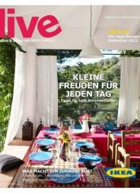 Ikea Tipps für tolle Sommertische Mai 2012 KW21