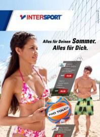 Intersport Intersport - Alles für Deinen Sommer 2012 Mai 2012 KW21