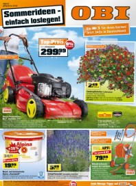 OBI Angebote Mai 2012 KW21