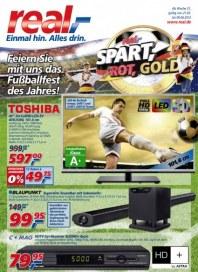 real,- Sonderbeilage - Technik Toshiba Mai 2012 KW21