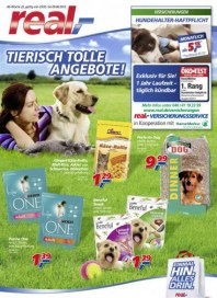 real,- Tierisch tolle Angebote Mai 2012 KW22