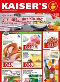 Kaiser's Qualität für Ihre Küche Mai 2012 KW22