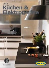 Ikea Küchen & Elektrogeräte April 2012 KW17