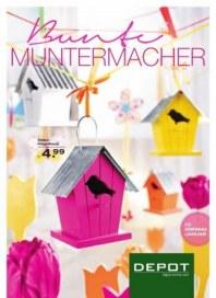 DEPOT Bunte Muntermacher Januar 2012 KW52