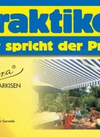 Praktiker Markisen Januar 2012 KW52