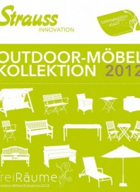 Strauss Innovation Outdoor-Möbel Kollektion März 2012 KW09