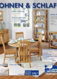 Dänisches Bettenlager Wohnen & Schlafen März 2012 KW12