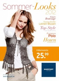KARSTADT Sommerlooks April 2012 KW14
