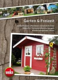 Dehner Garten & Freizeit Januar 2012 KW52