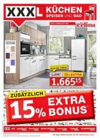 XXXL Küchen, Speisen und Bad Mai 2012 KW19