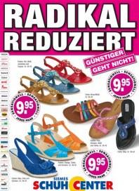 SIEMES Schuhcenter Radikal reduziert Mai 2012 KW22