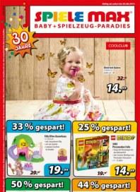 Spiele Max Spielzeug-Flyer mit Coupon Mai 2012 KW22