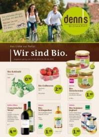 Denn's Biomarkt Hauptflyer Mai 2012 KW21