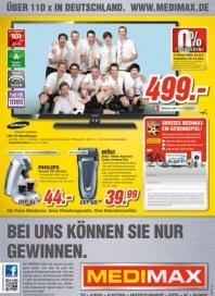 MediMax Bei uns können Sie nur gewinnen Mai 2012 KW22 23