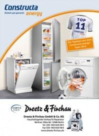 Dreetz & Firchau Einfach gut gemacht Juni 2012 KW22