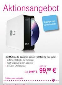 Telekom Shop Aktionsangebot Juni 2012 KW22
