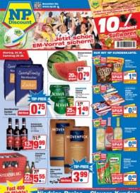 NP-Discount Jetzt schon EM-Vorrat sichern Juni 2012 KW23