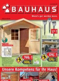 Bauhaus Hauptflyer Mai 2012 KW22