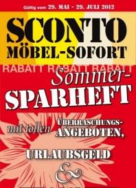 Sconto Sommer-Sparheft Mai 2012 KW22