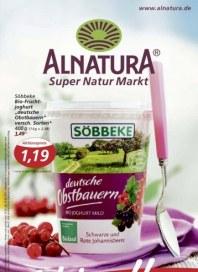 Alnatura Hauptflyer Mai 2012 KW22 1