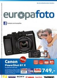 Europafoto Angebote Juni 2012 KW23