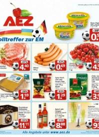 AEZ Wochenangebot Juni 2012 KW23